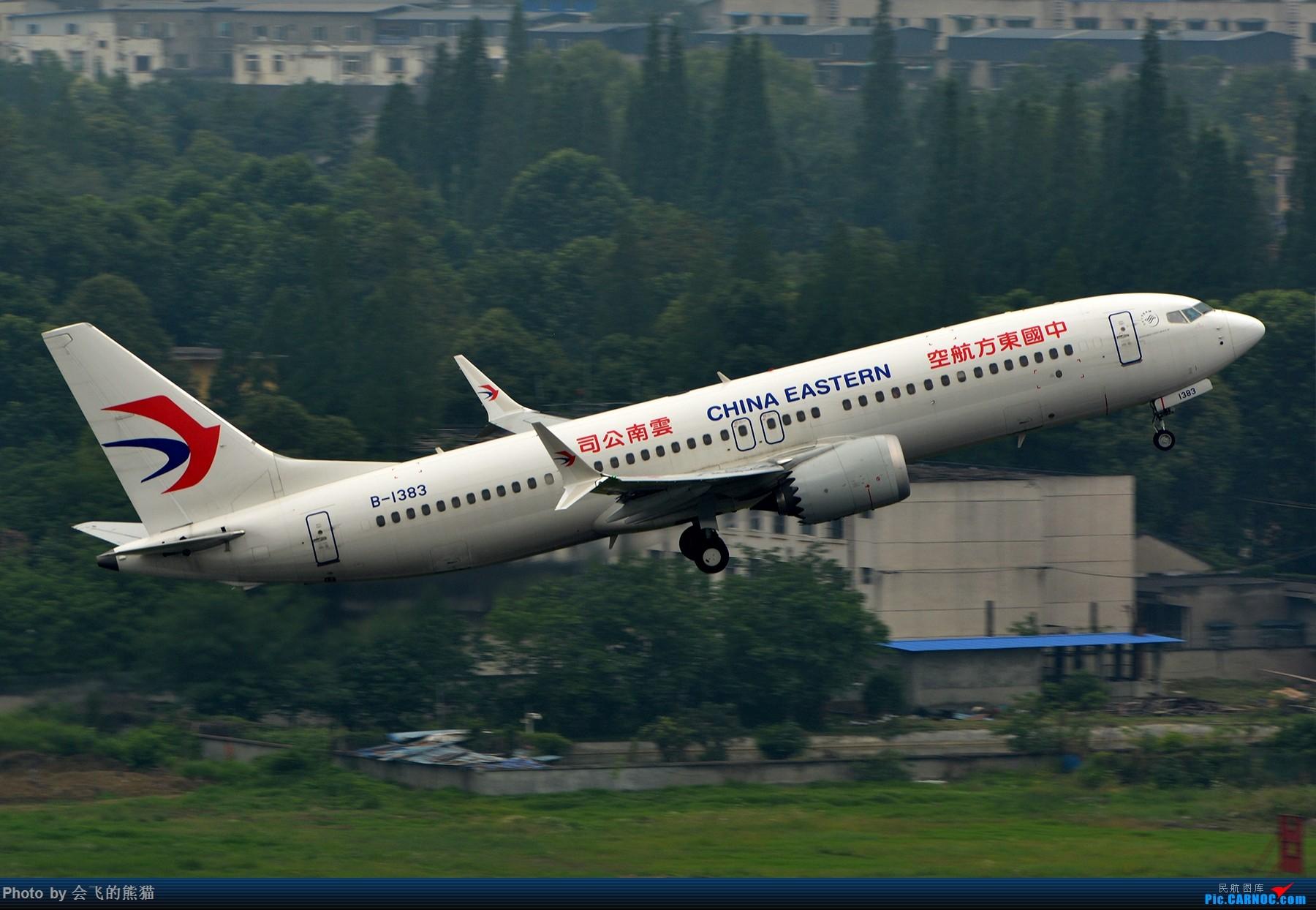 Re:[原创]勒是成都 BOEING 737MAX-8 B-1383 中国成都双流国际机场