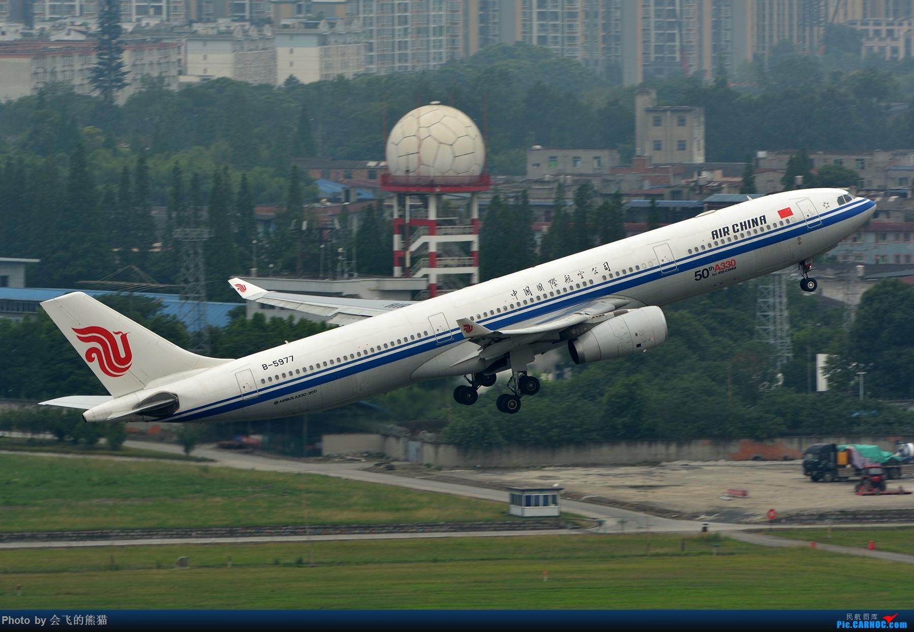 Re:[原创]勒是成都 AIRBUS A330-300 B-5977 中国成都双流国际机场