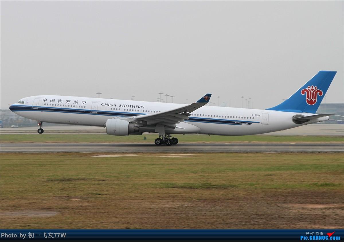 Re:[原创]CAN的老地方,巴斯光年调戏广州飞友 AIRBUS A330-300 B-8358
