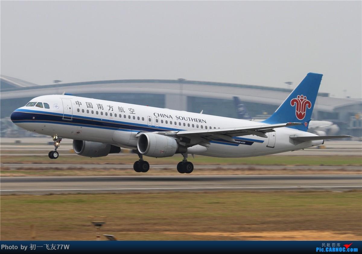 Re:[原创]CAN的老地方,巴斯光年调戏广州飞友 AIRBUS A320-200
