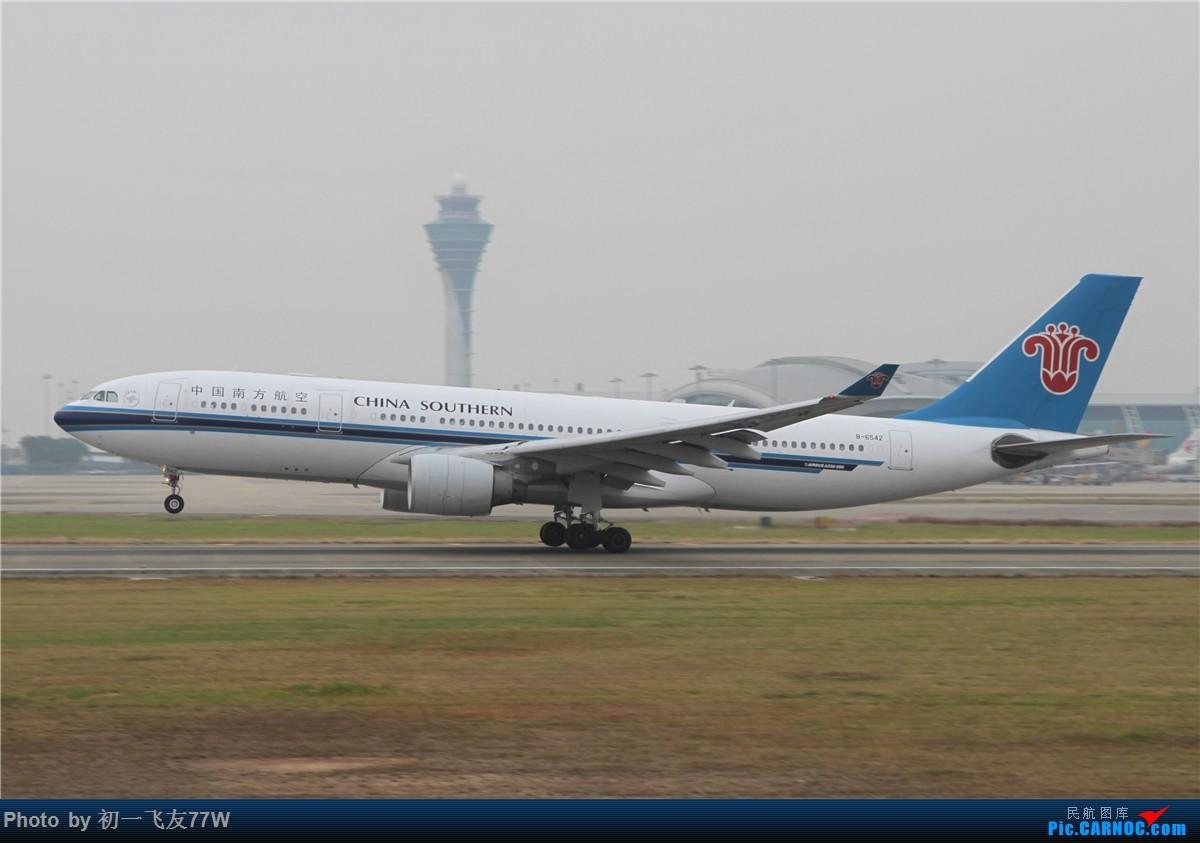 Re:[原创]CAN的老地方,巴斯光年调戏广州飞友 AIRBUS A330-200 B-6542