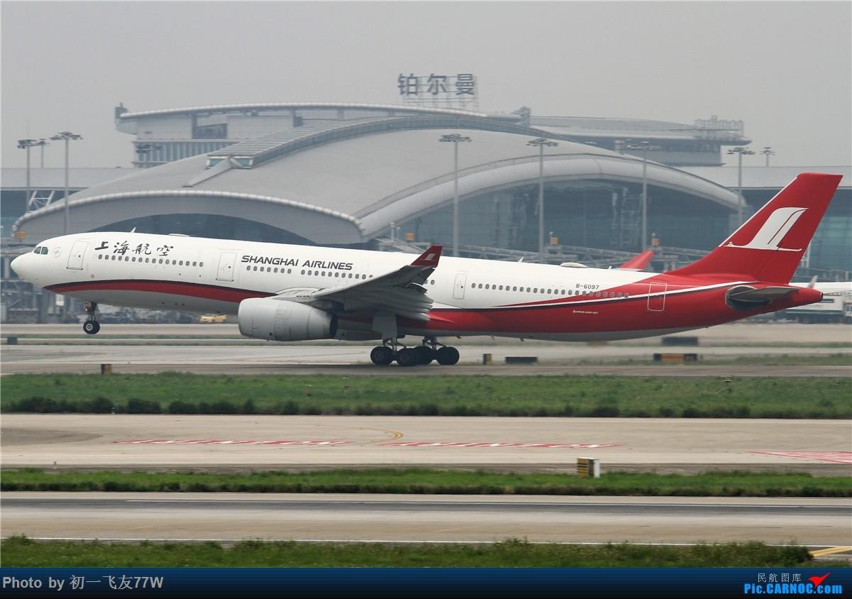 Re:[原创]CAN的老地方,巴斯光年调戏广州飞友 AIRBUS A330-300 B-6097