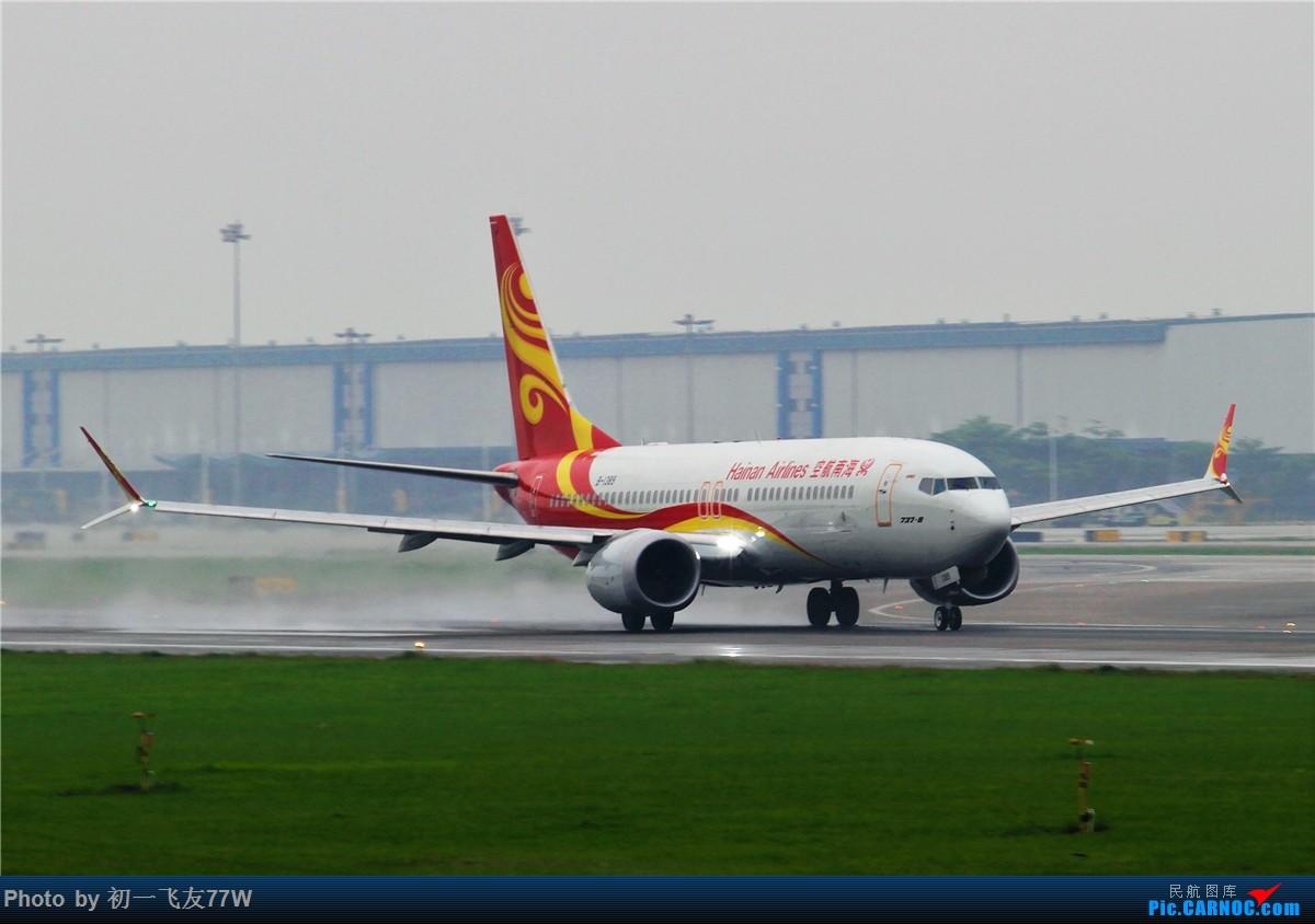 Re:[原创]CAN的老地方,巴斯光年调戏广州飞友 BOEING 737MAX-8 B-1389