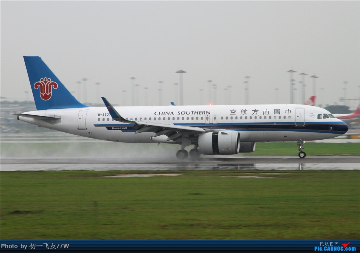 Re:[原创]CAN的老地方,巴斯光年调戏广州飞友 AIRBUS A320NEO B-8637