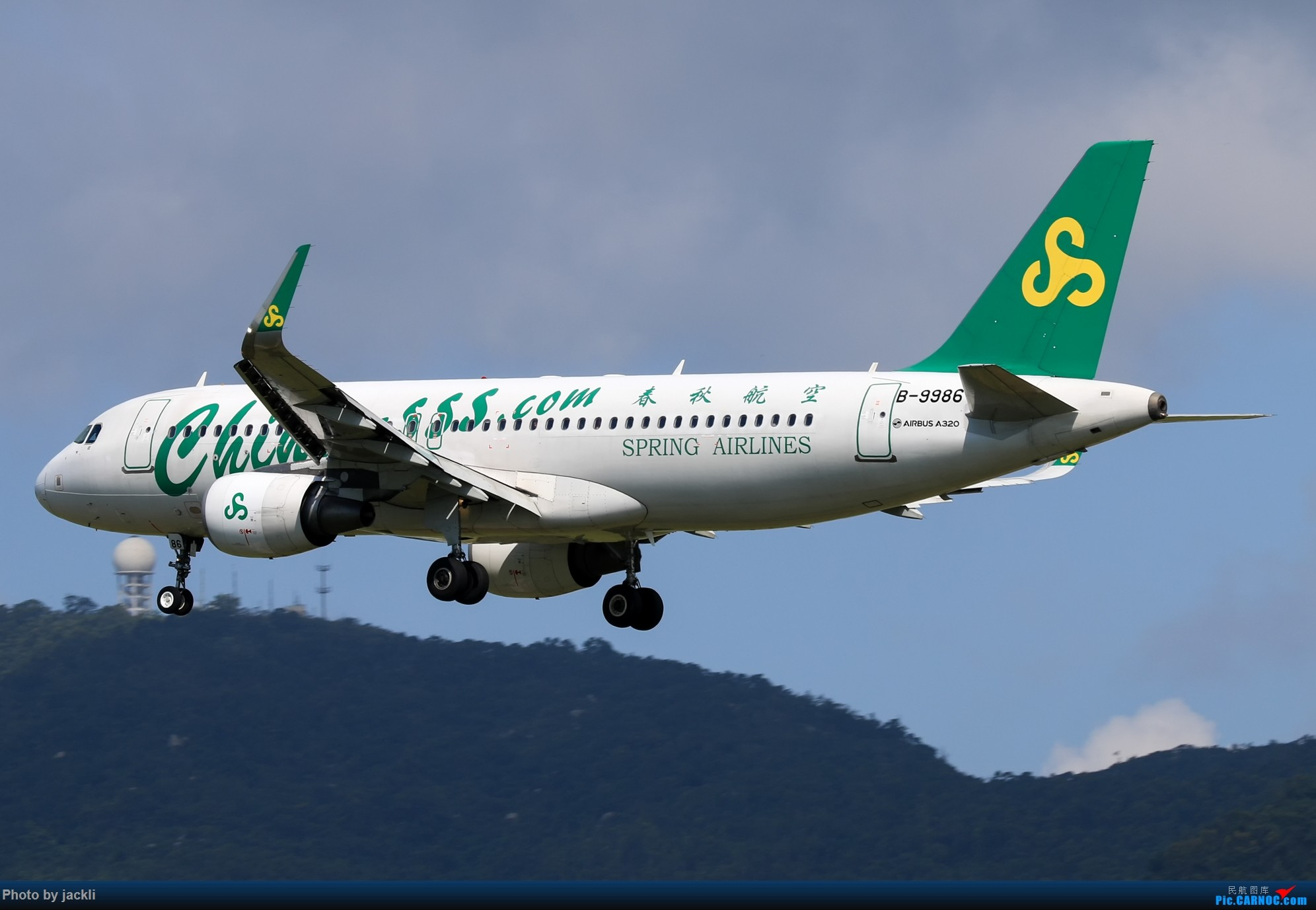 Re:[原创]【JackLi】航展之外的繁忙--近期珠海机场拍机~ AIRBUS A320-200 B-9986 中国珠海金湾机场