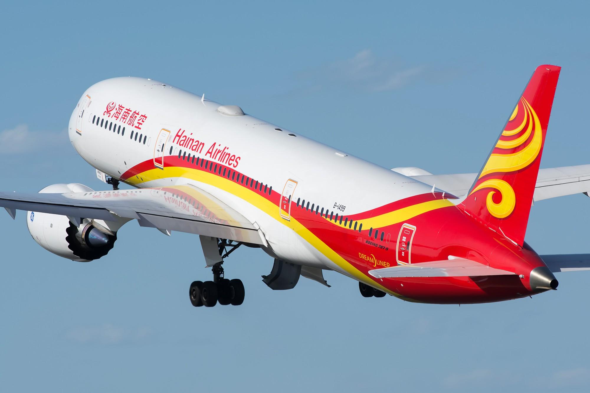 [原创]【PEK】还是帝都好啊 BOEING 787-9 B-1499 中国北京首都国际机场
