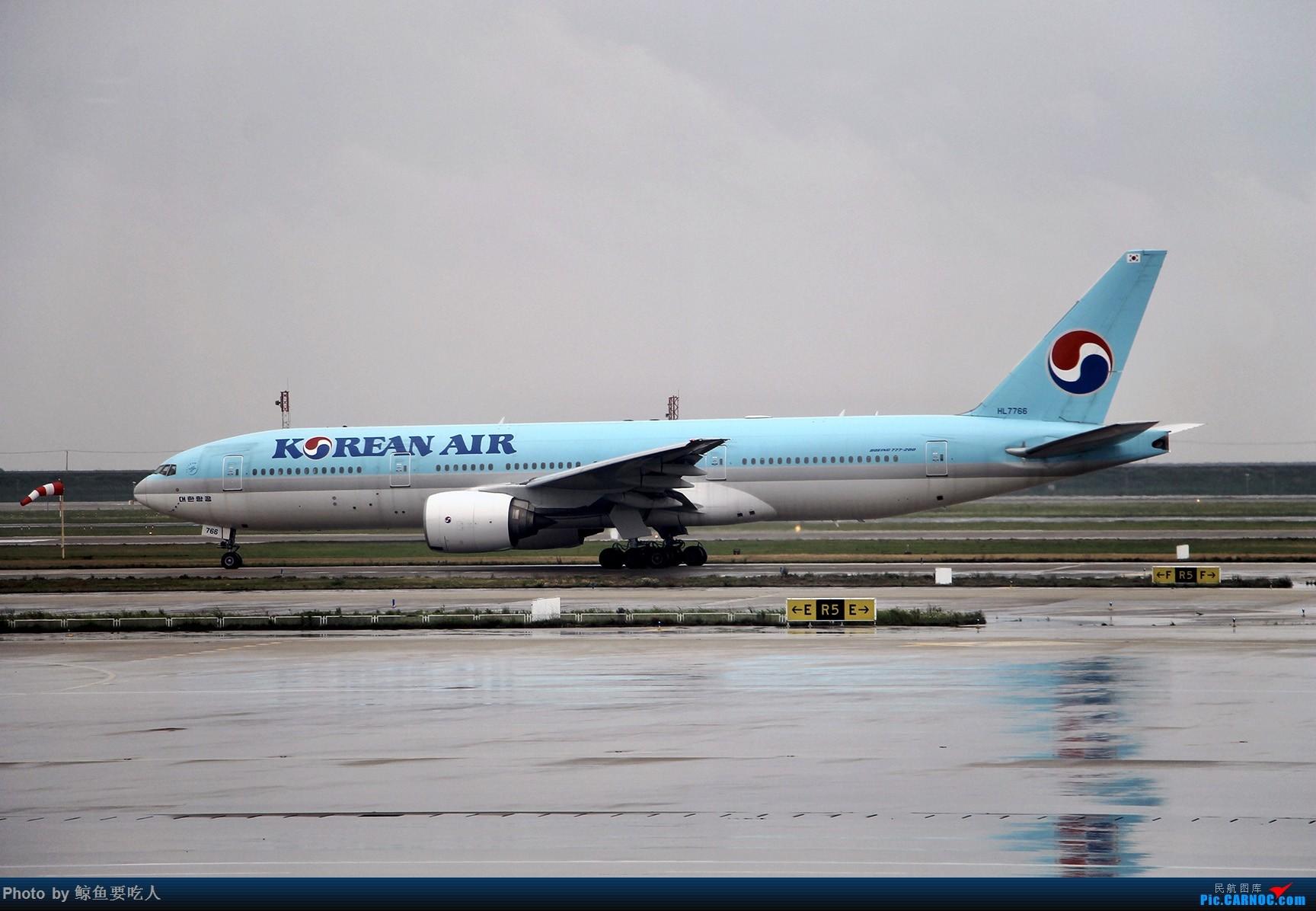 [原创]PVG — KHN — NKG 上海浦东—南昌—南京 走马观花的周末游 在暴雨后的上海浦东 疯狂拍机 持续更新~~~ BOEING 777-200
