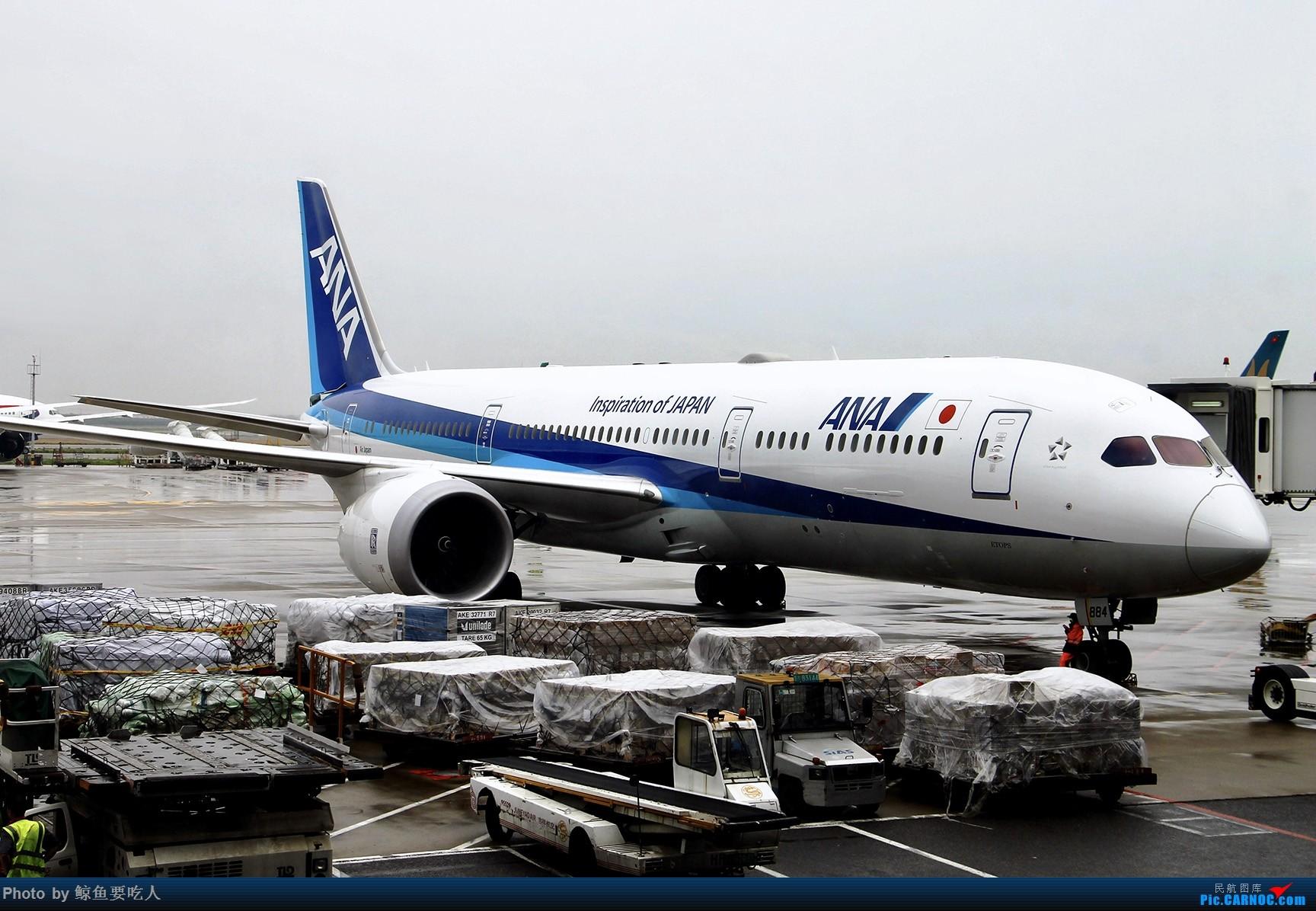Re:[原创]PVG — KHN — NKG 上海浦东—南昌—南京 走马观花的周末游 在暴雨后的上海浦东 疯狂拍机 BOEING 787-9