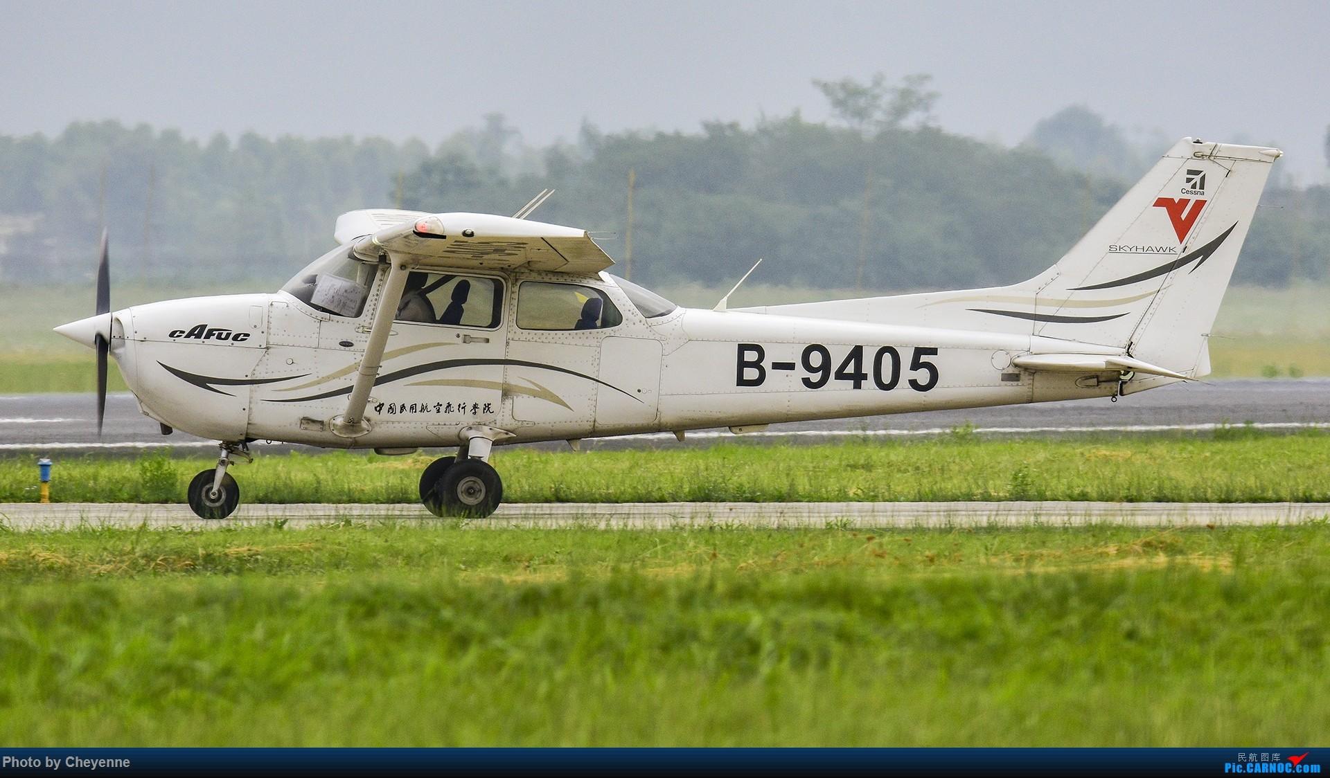 Re:[原创]鸭子河边的日常 CESSNA 172R B-9405 中国广汉机场