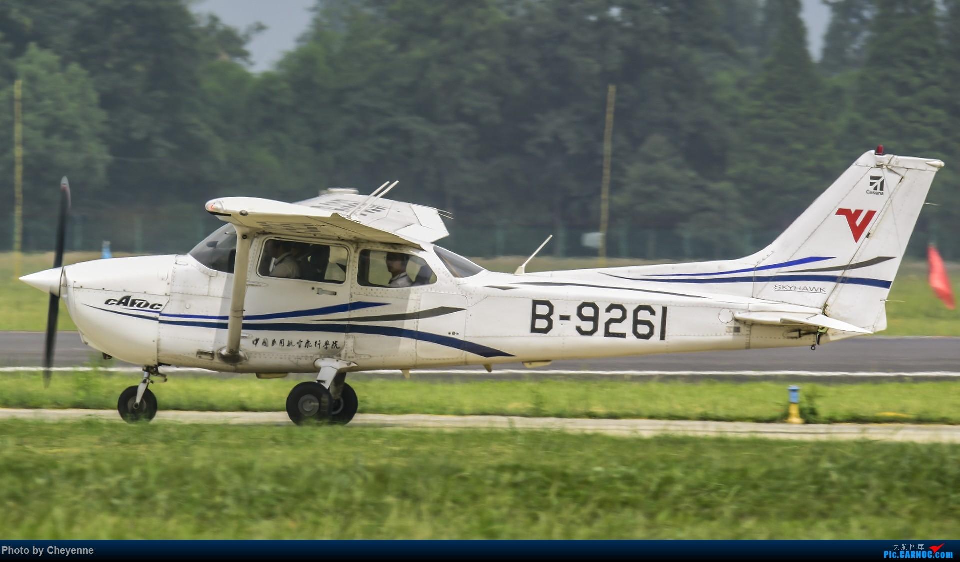 Re:[原创]鸭子河边的日常 CESSNA 172R B-9261 中国广汉机场