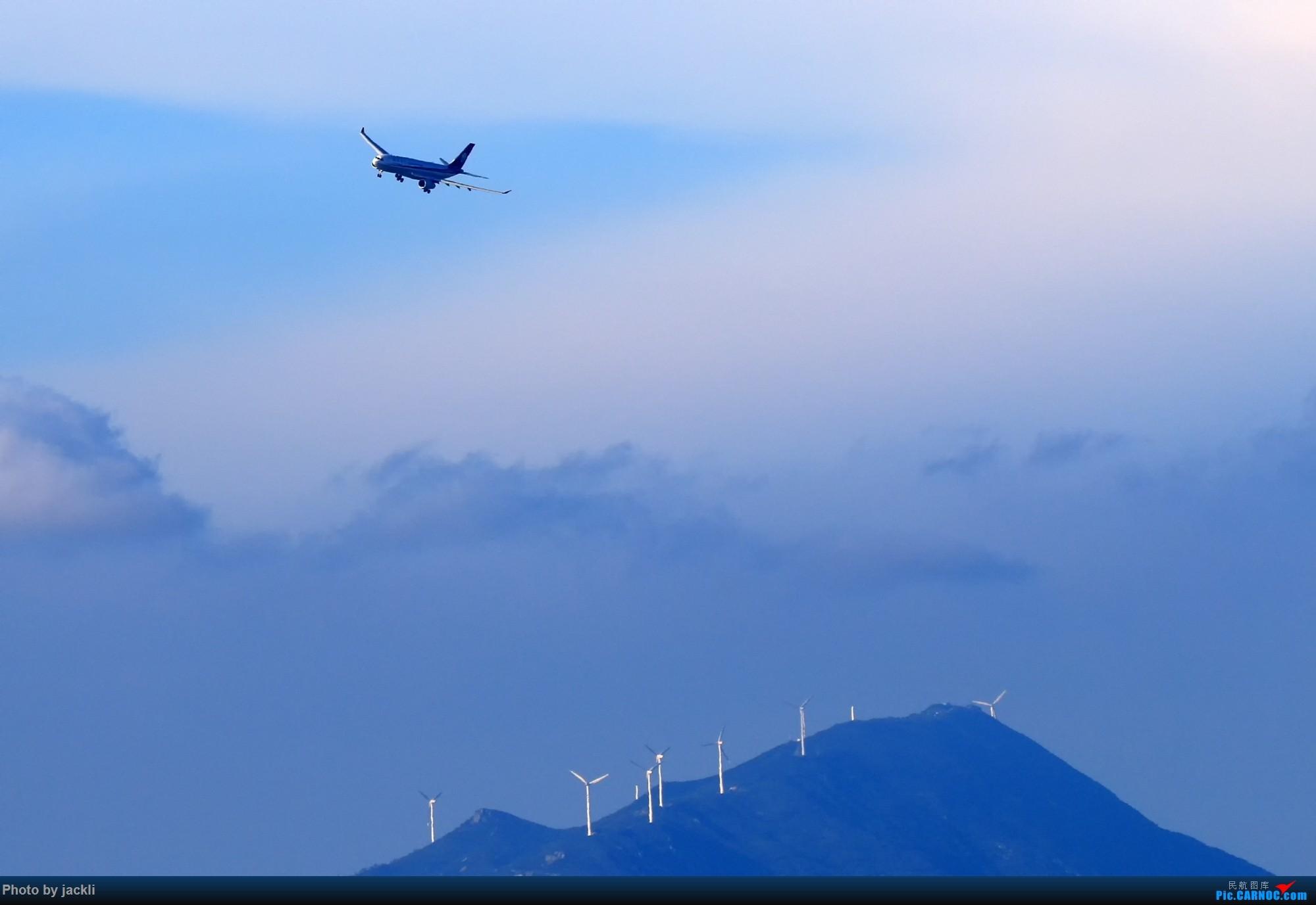 Re:[原创]【JackLi】抓住好天的尾巴~川航330在珠海训练~ AIRBUS A330-200 B-6517 中国珠海金湾机场
