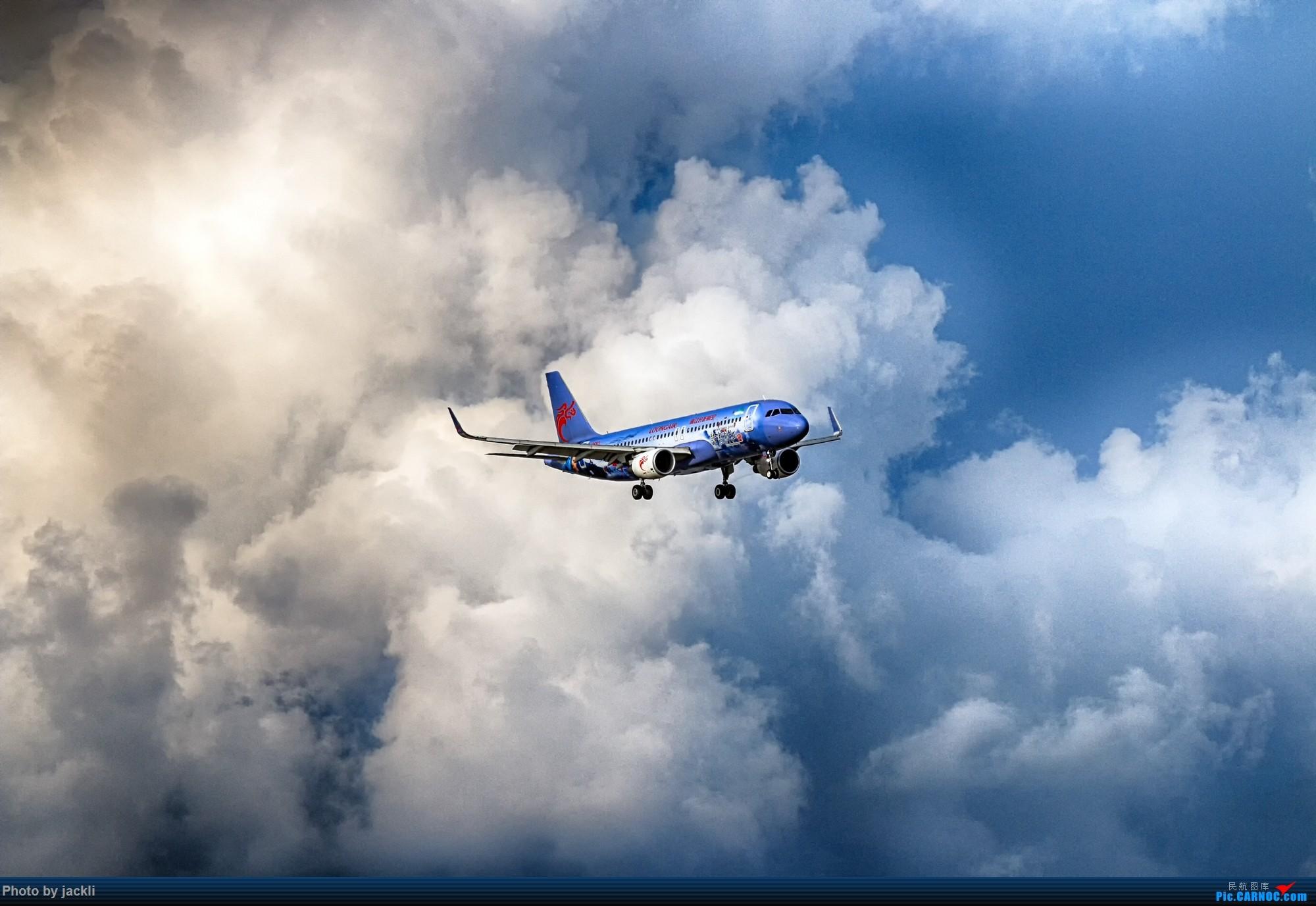 Re:[原创]【JackLi】抓住好天的尾巴~川航330在珠海训练~ AIRBUS A320-200 B-8593 中国珠海金湾机场