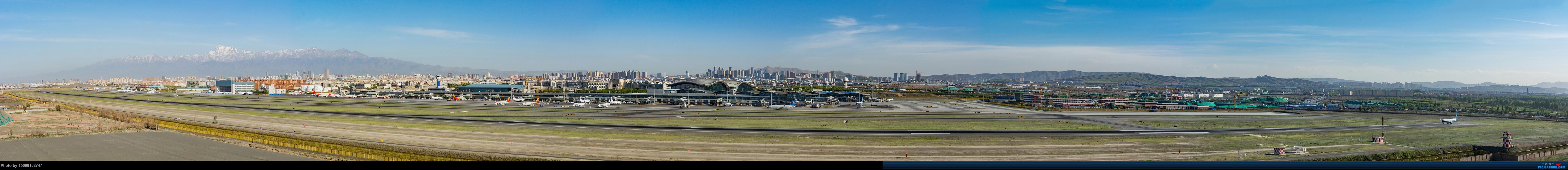 [原创]新疆乌鲁木齐地窝堡国际机场    中国乌鲁木齐地窝堡国际机场