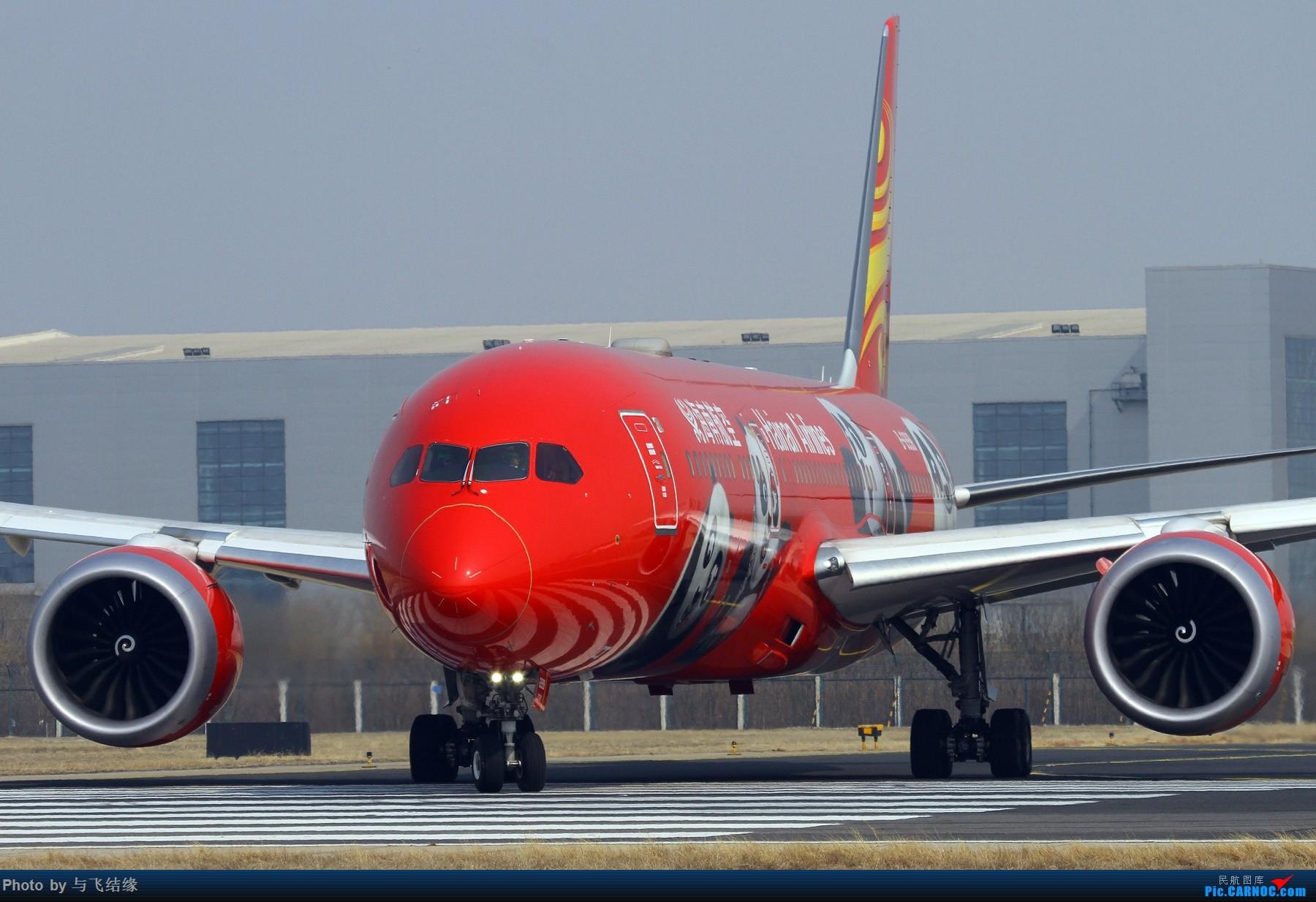 Re:[原创]波音787进入中国市场六周年。 BOEING 787-9 B-6998 中国北京首都国际机场