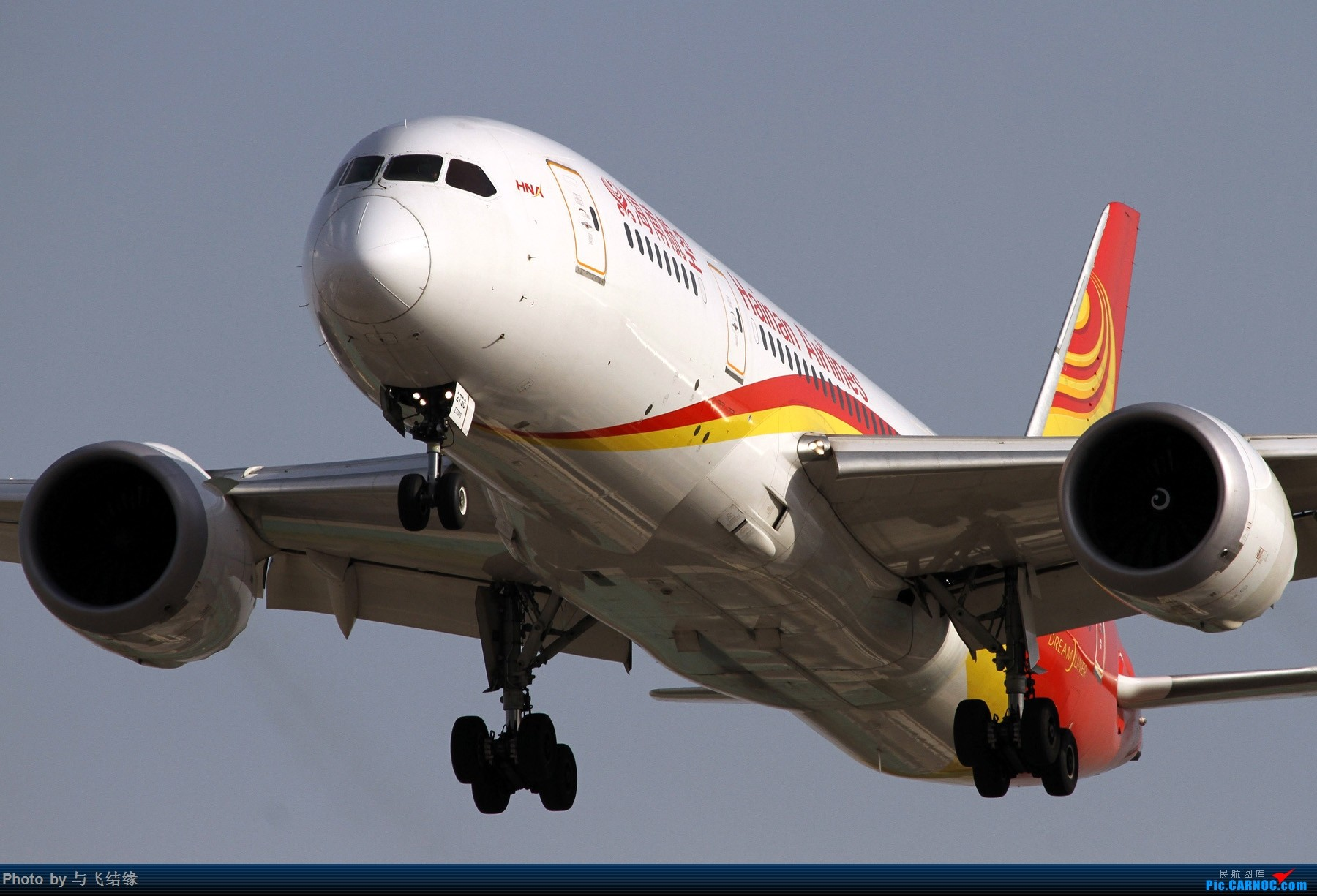 Re:[原创]波音787进入中国市场六周年。 BOEING 787-8 B-2730 中国北京首都国际机场