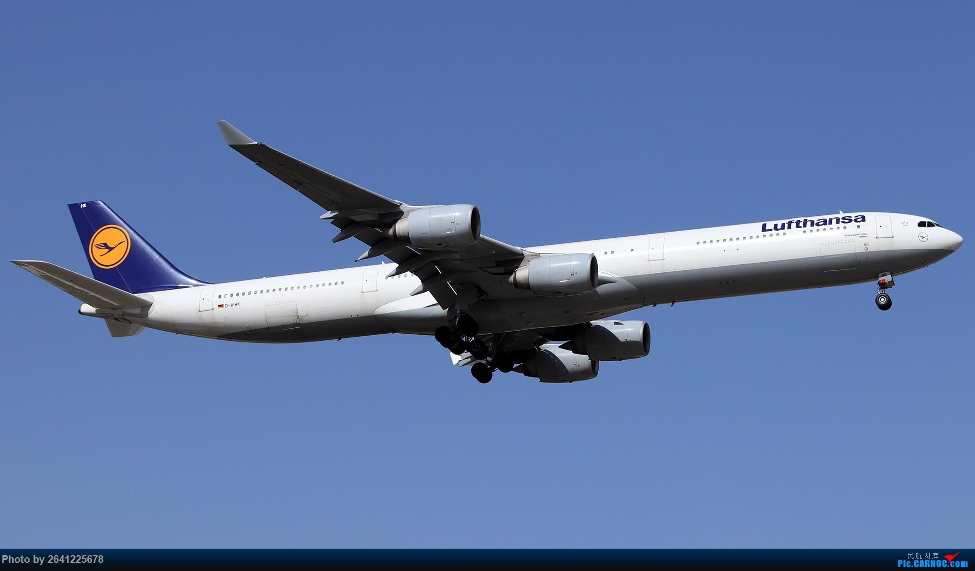 Re:[原创]【测评】腾龙70-210mm F/4 (A034)试拍 AIRBUS A340-600 D-AIHK 中国北京首都国际机场