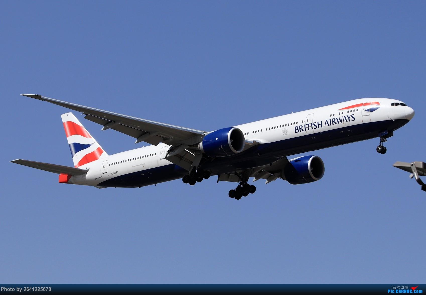 Re:【测评】腾龙70-210mm F/4 (A034)试拍 BOEING 777-300ER G-STBI 中国北京首都国际机场