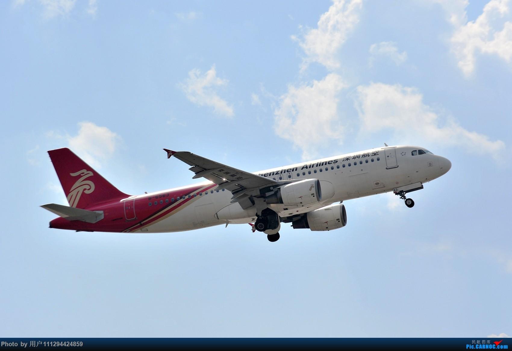 Re:[原创]难得长水刮北风 AIRBUS A320-200 B-6563 中国昆明长水国际机场