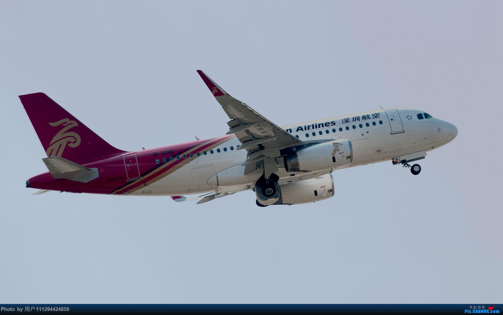 Re:[原创]难得长水刮北风 AIRBUS A319-100 B-1016 中国昆明长水国际机场