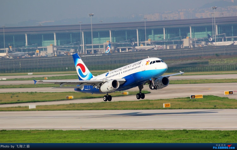 Re:[原创]CKG拍机(酷热拍机,收获满满!) AIRBUS A319  重庆江北国际机场