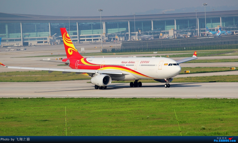 Re:[原创]CKG拍机(酷热拍机,收获满满!) AIRBUS A330-300  重庆江北国际机场
