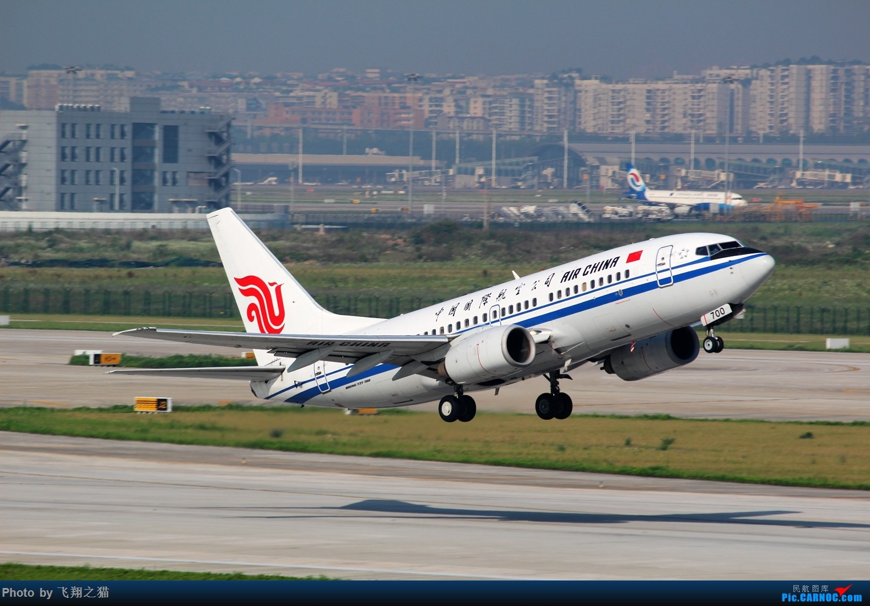 Re:[原创]CKG拍机(酷热拍机,收获满满!) BOEING 737-700  重庆江北国际机场