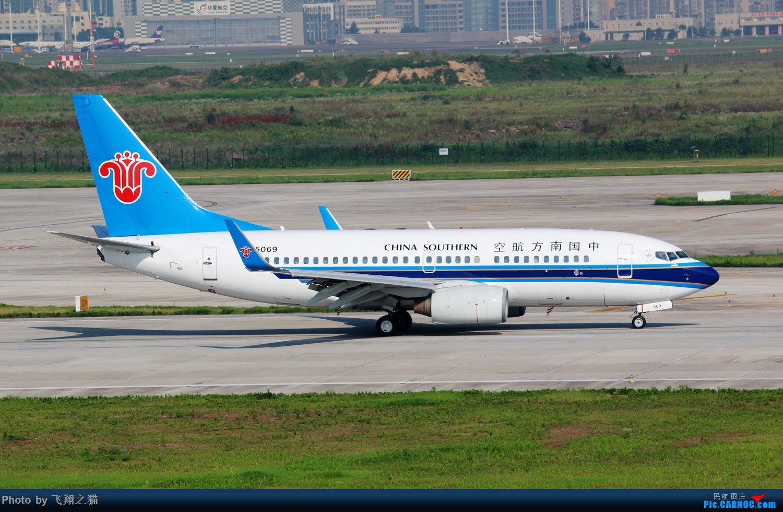 Re:[原创]CKG拍机(酷热拍机,收获满满!) BOEING 737-700 B-5069 重庆江北国际机场