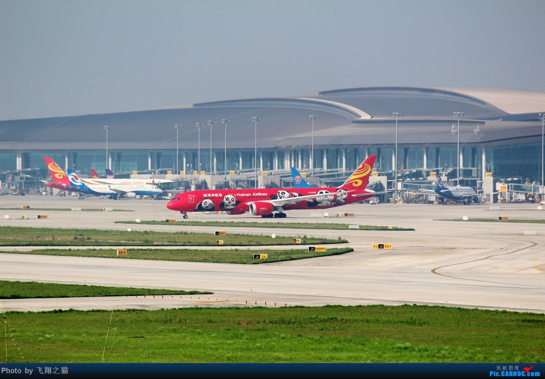 Re:[原创]CKG拍机(酷热拍机,收获满满!) BOEING 787-9  重庆江北国际机场
