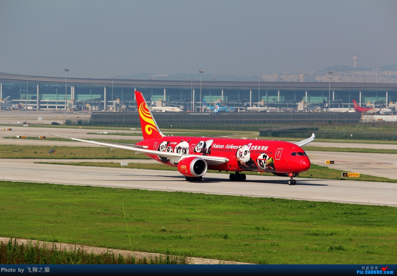Re:[原创]CKG拍机(酷热拍机,收获满满!) BOEING 787-9 B-6998 重庆江北国际机场