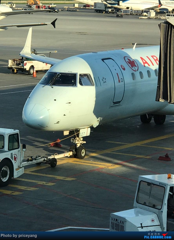 Re:[原创]【上海飞友会】有些折腾的回国之路,在世界的角落放飞思绪,跨越一大洲一大洋,告别生活十个月的加国,附加航319驾驶舱以及自曝 EMBRAER E-190 C-FLWE 加拿大多伦多皮尔逊机场