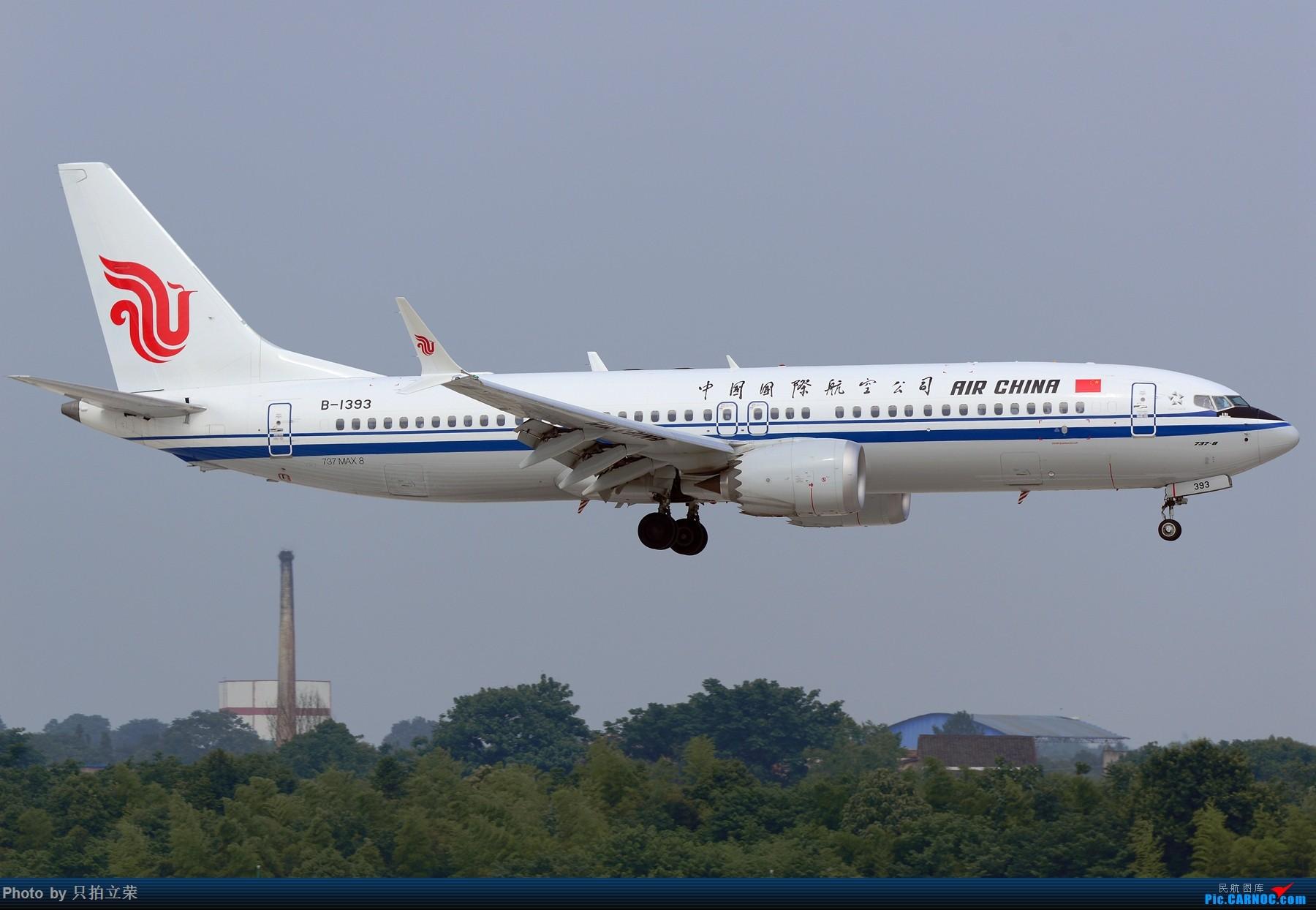 Re:湖南飞友会:今天首次拍到山东MAX,另外搞个山东小专辑 BOEING 737MAX-8 B-1393 中国长沙黄花国际机场