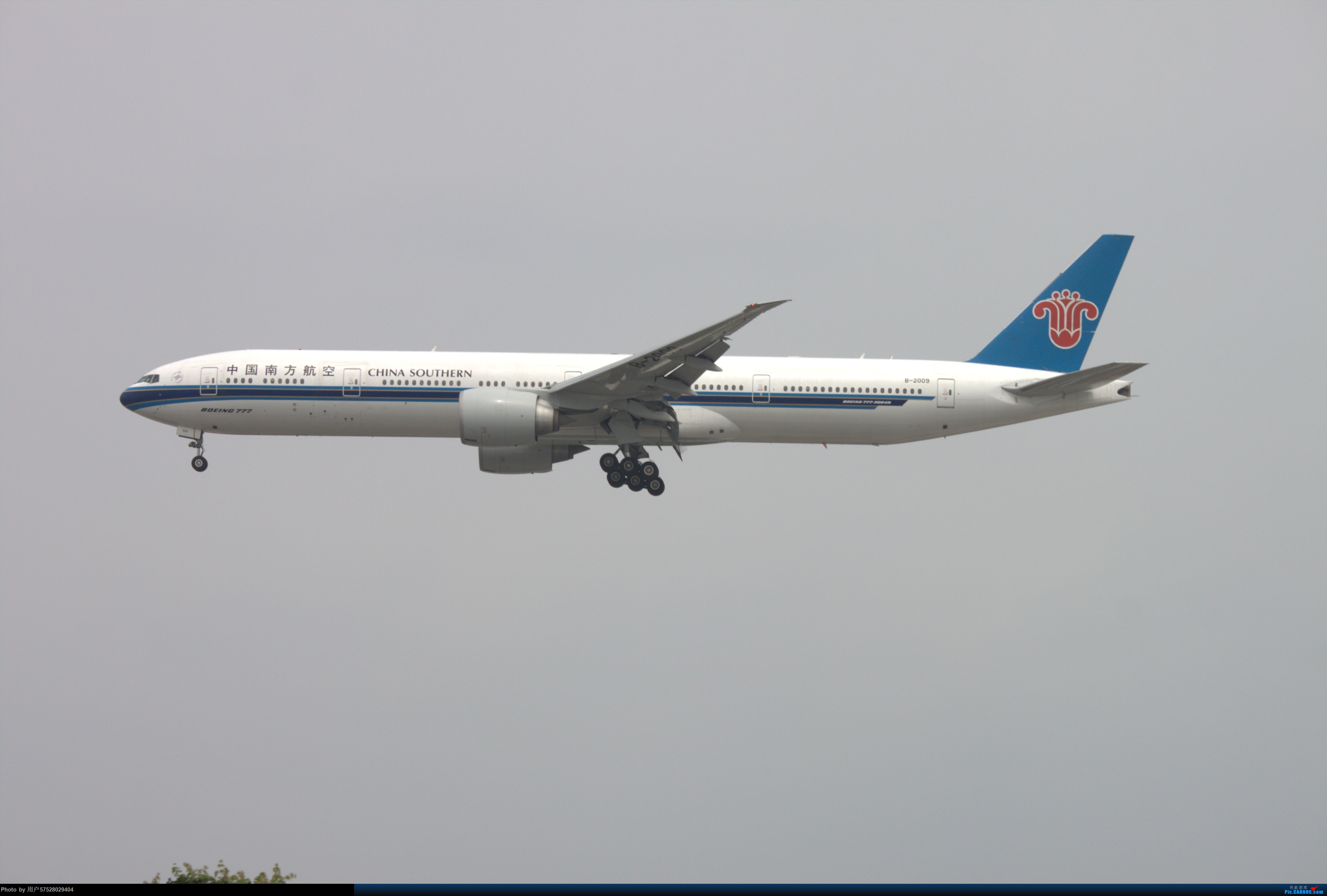 Re:[原创]2018.06.10拍机 BOEING 777-300ER B-2009 中国上海虹桥国际机场