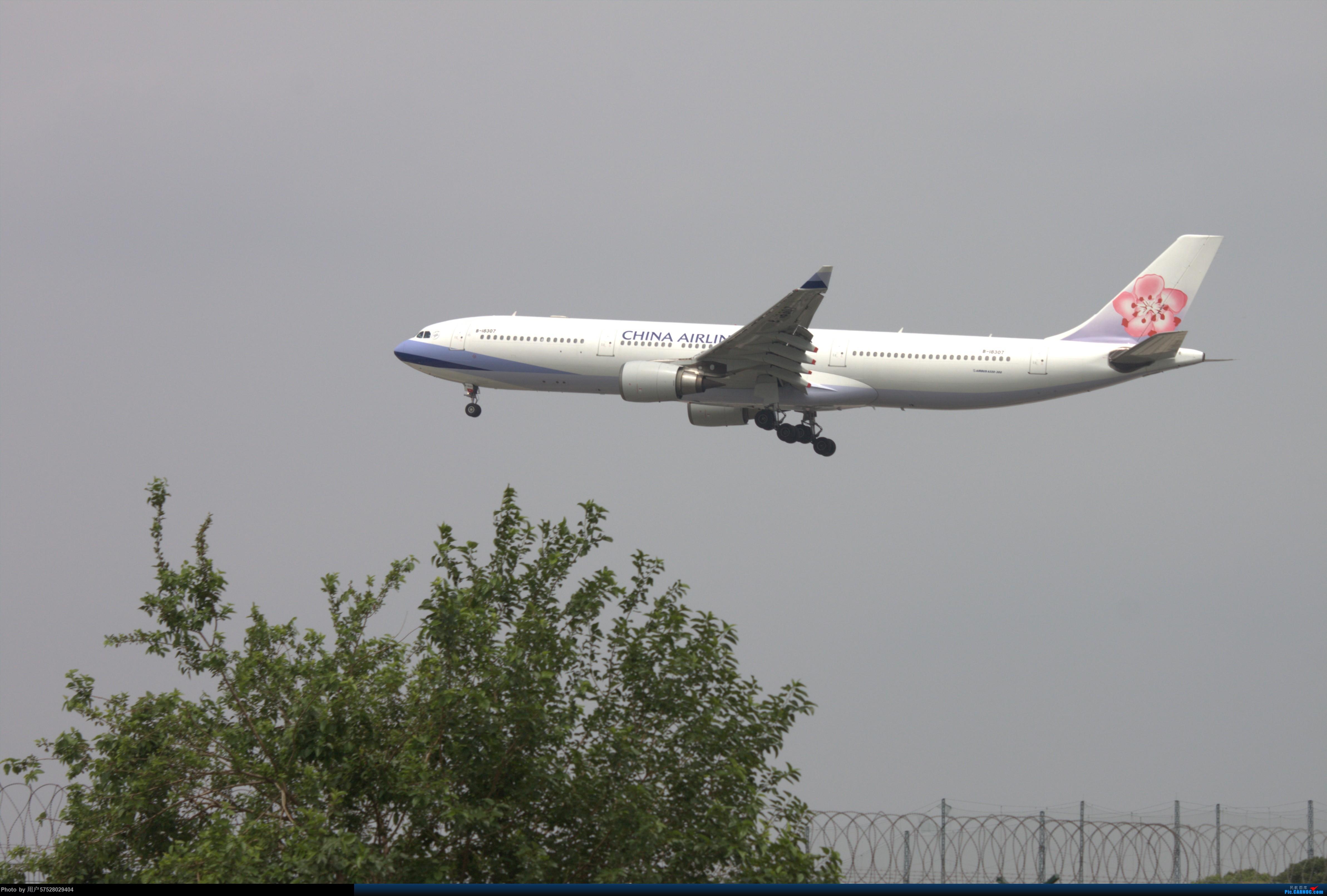 Re:[原创]2018.06.10拍机 AIRBUS A330-300 B-18307 中国上海虹桥国际机场