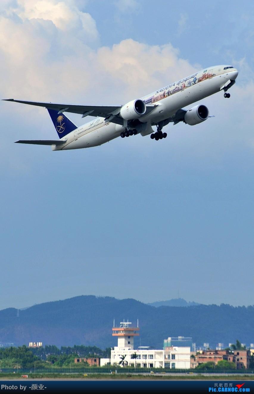 Re:[原创]走近飞机起降点(无尽创意) BOEING 777-300ER HZ-AK28