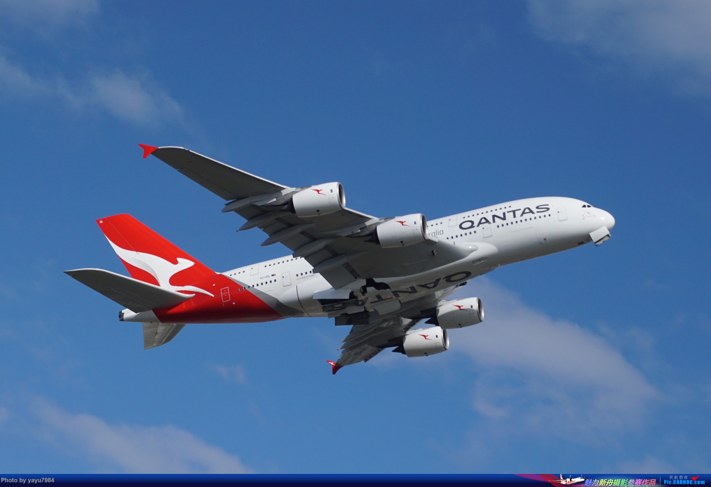 [原创][SYD] 近期随摄,收获颇多 AIRBUS A380-800 VH-OQL 澳大利亚悉尼金斯福德·史密斯机场