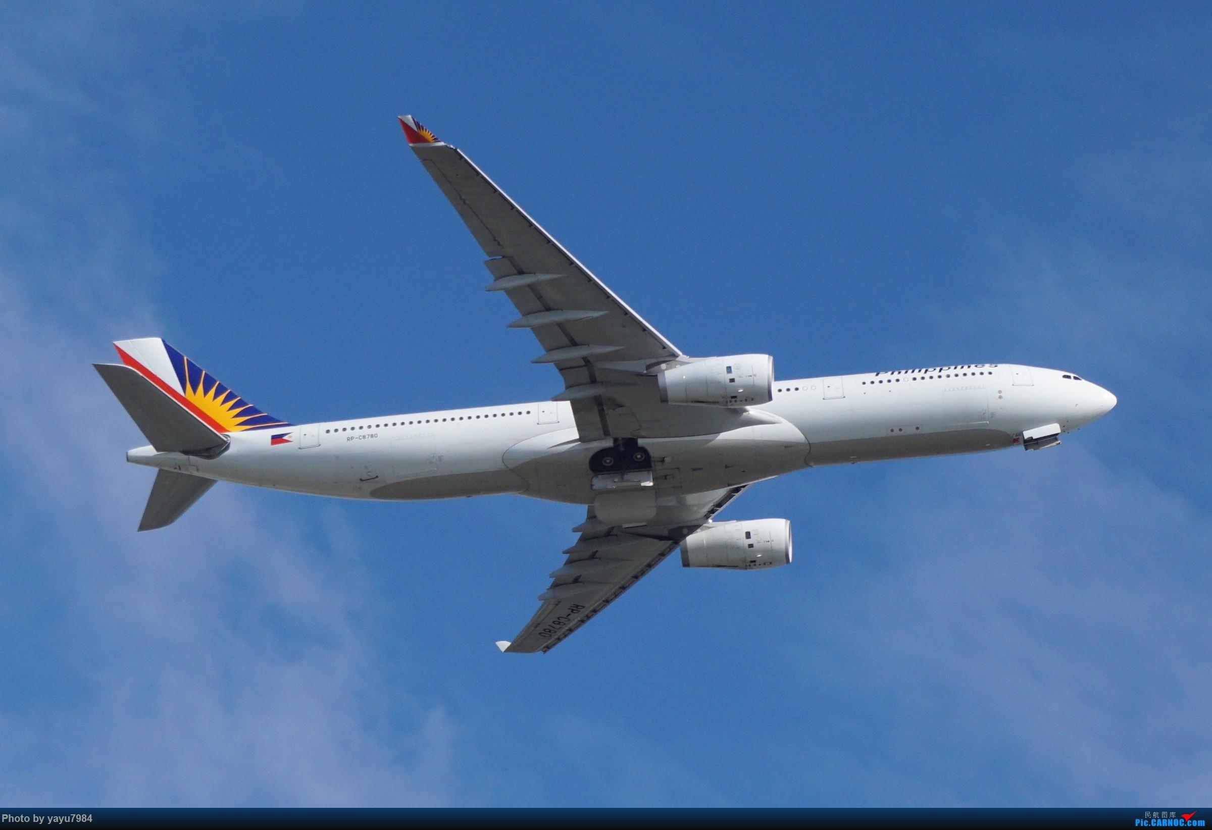 Re:[原创][SYD] 近期随摄,收获颇多 AIRBUS A330-300 RP-C8780 澳大利亚悉尼金斯福德·史密斯机场