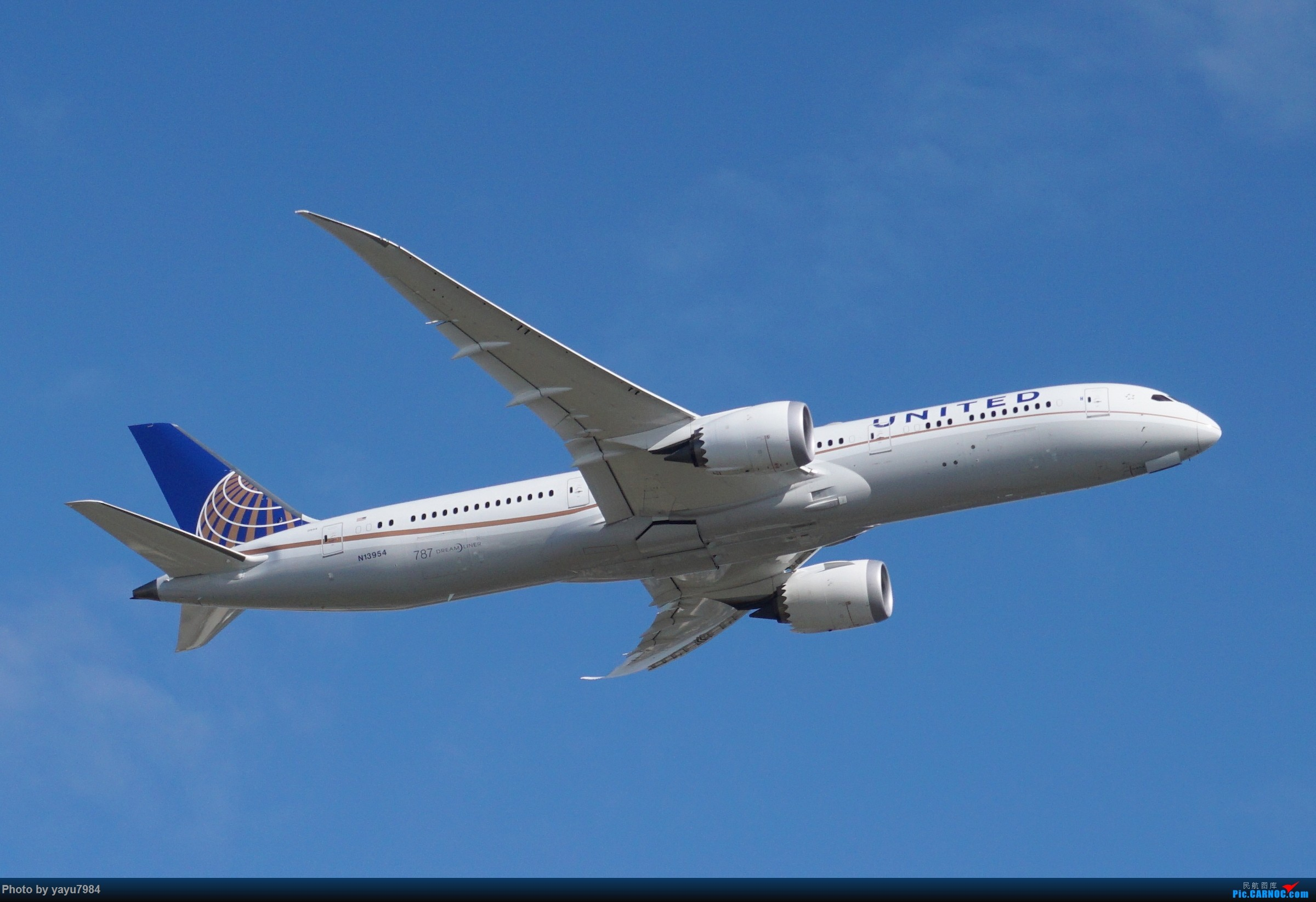 Re:[原创][SYD] 近期随摄,收获颇多 BOEING 787-9 N13954 澳大利亚悉尼金斯福德·史密斯机场