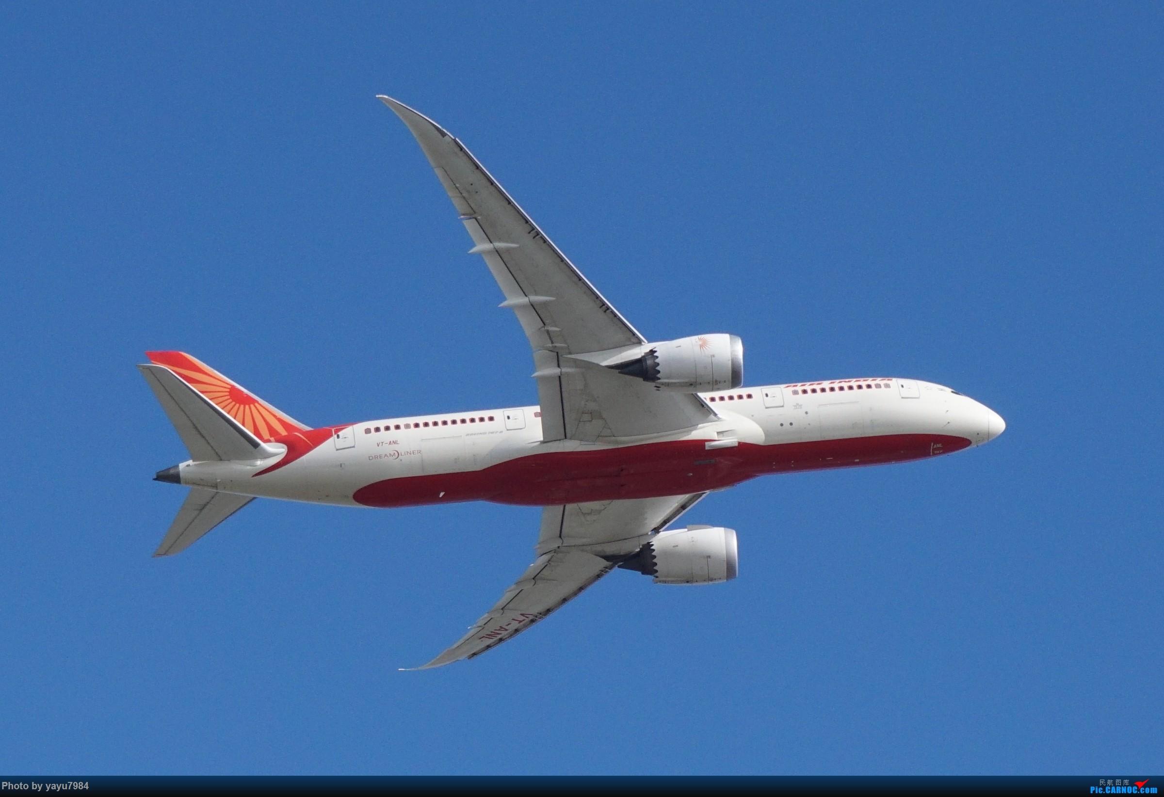 Re:[SYD] 近期随摄,收获颇多 BOEING 787-8 VT-ANL 澳大利亚悉尼金斯福德·史密斯机场