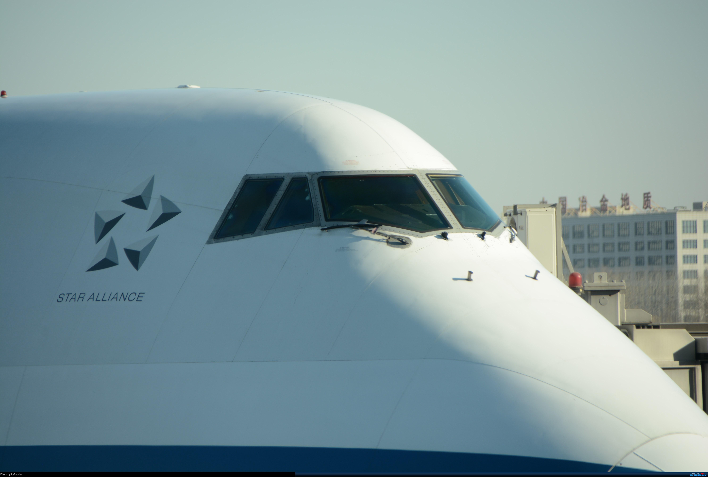 Re:[原创]补发2017年圣诞节首都机场到达厅拍机 BOEING 747-400 B-2445 中国北京首都国际机场