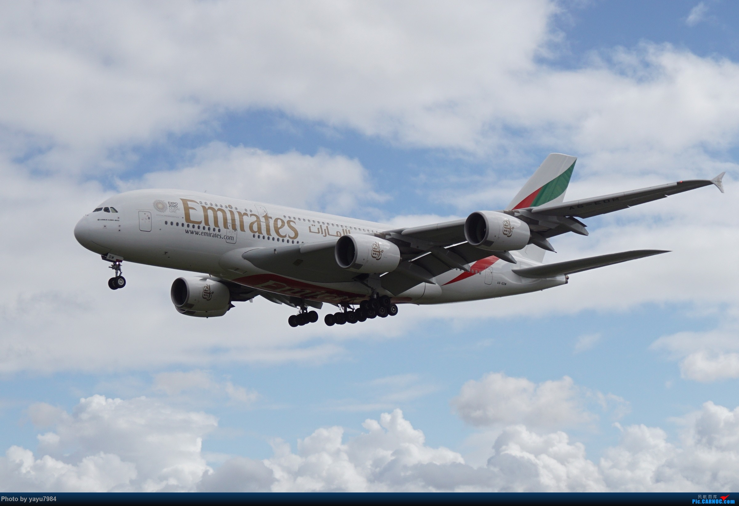 Re:[原创][SYD] 近期随摄,收获颇多 AIRBUS A380-800 A6-EDW 澳大利亚悉尼金斯福德·史密斯机场