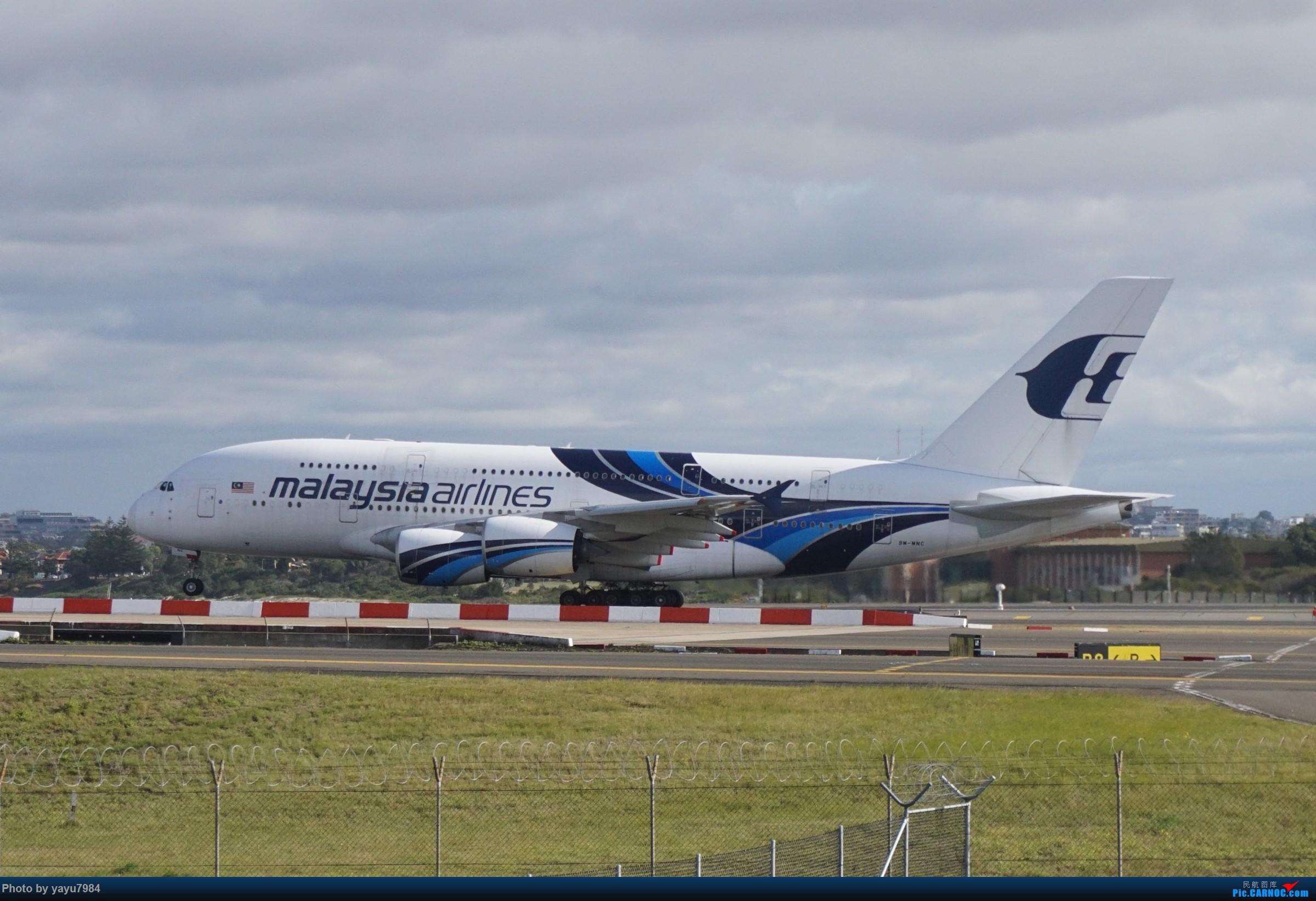 Re:[SYD] 近期随摄,收获颇多 AIRBUS A380-800 9M-MNC 澳大利亚悉尼金斯福德·史密斯机场