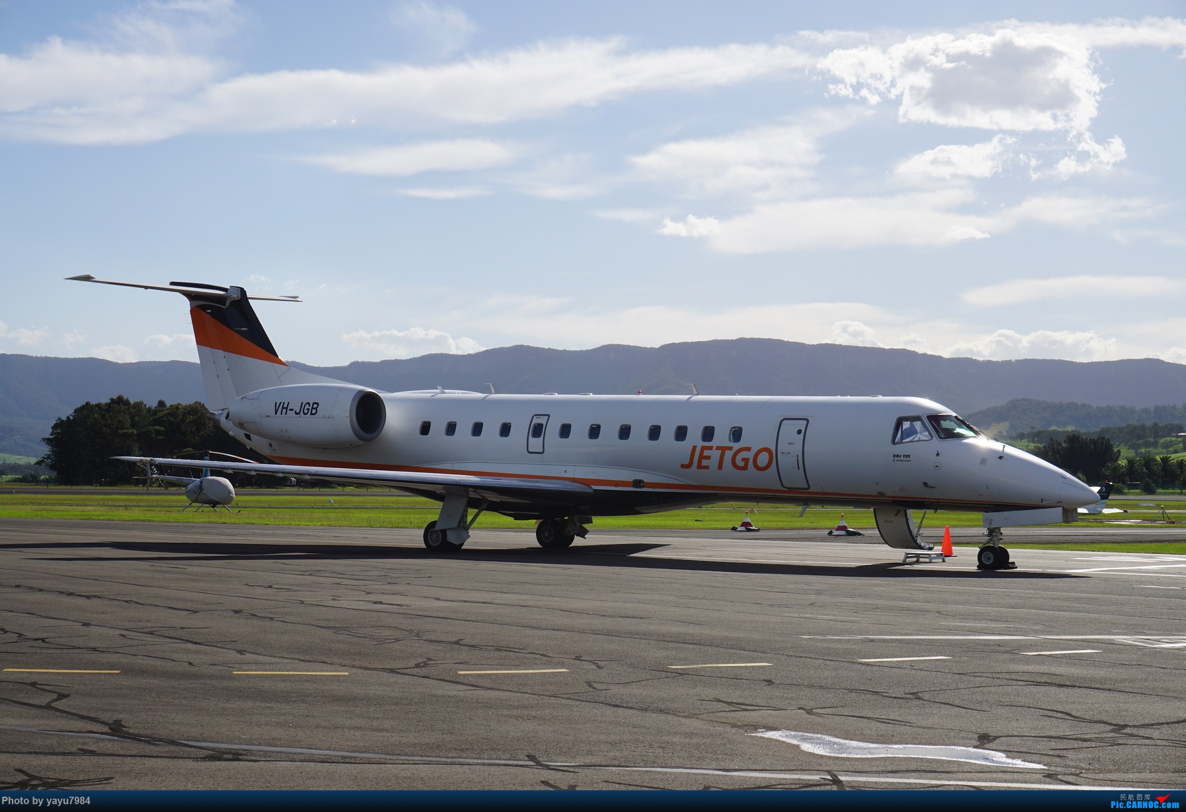 Re:[SYD] 近期随摄,收获颇多 EMBRAER ERJ-135 VH-JGB YWOL