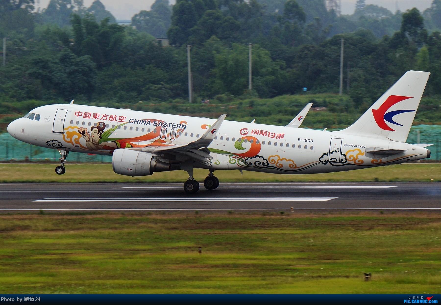 Re:[原创][多图党]6.15CTU拍机集锦【美联788,南方B73MAX】 AIRBUS A320-200 B-1609 中国成都双流国际机场
