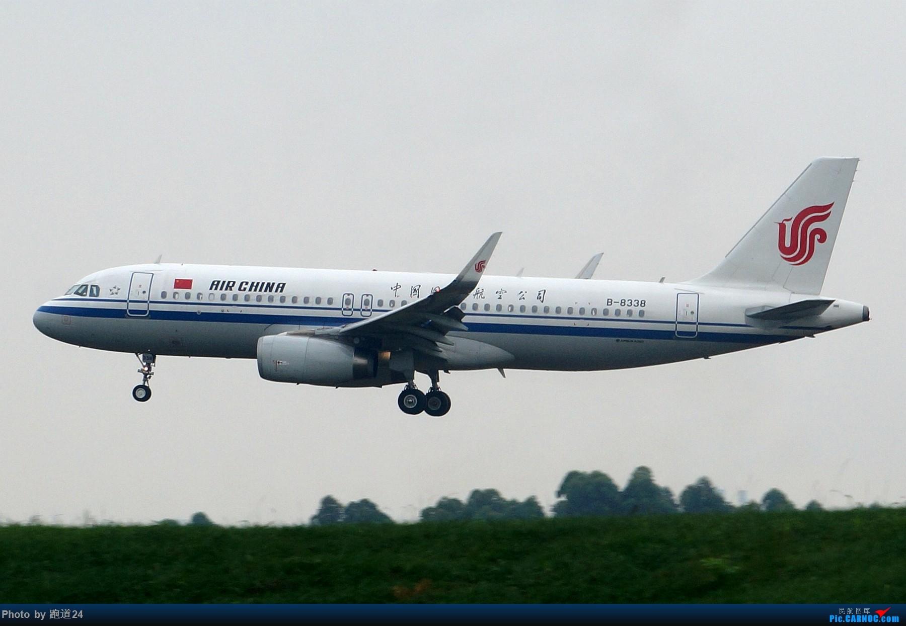 Re:[原创][多图党]6.15CTU拍机集锦【美联788,南方B73MAX】 AIRBUS A320-200 B-8338 中国成都双流国际机场