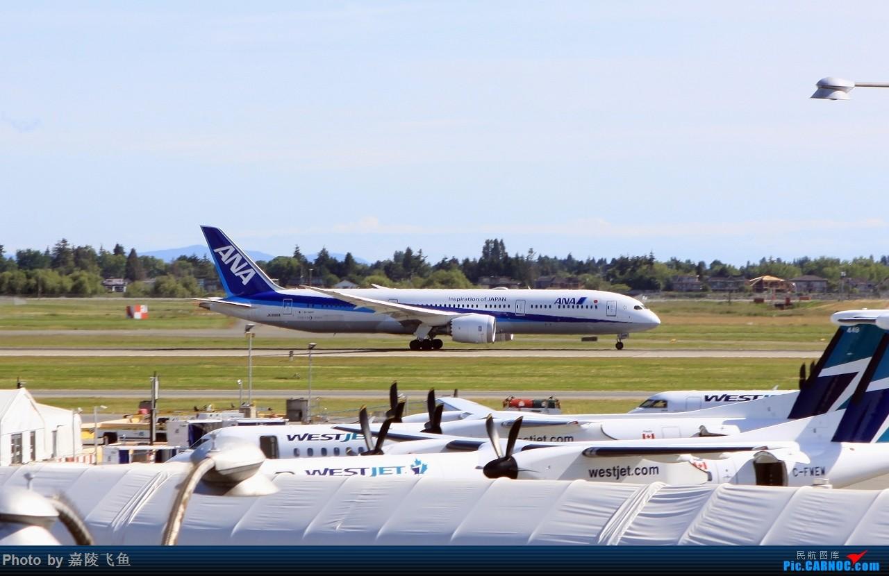 Re:[原创]YVR 温哥华机场 BOEING 787-9 JA898A 加拿大温哥华机场