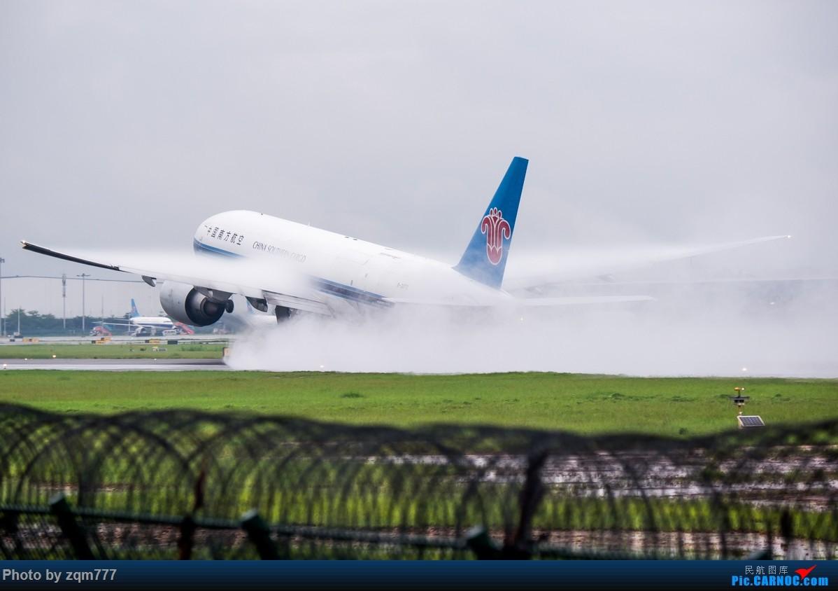 Re:[原创]金三胖家的伊尔76 P-914 起飞图组 BOEING 777-200 B-2072 中国广州白云国际机场