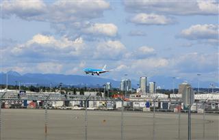 Re:YVR 温哥华机场