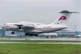Re:金三胖家的伊尔76 P-914 起飞图组