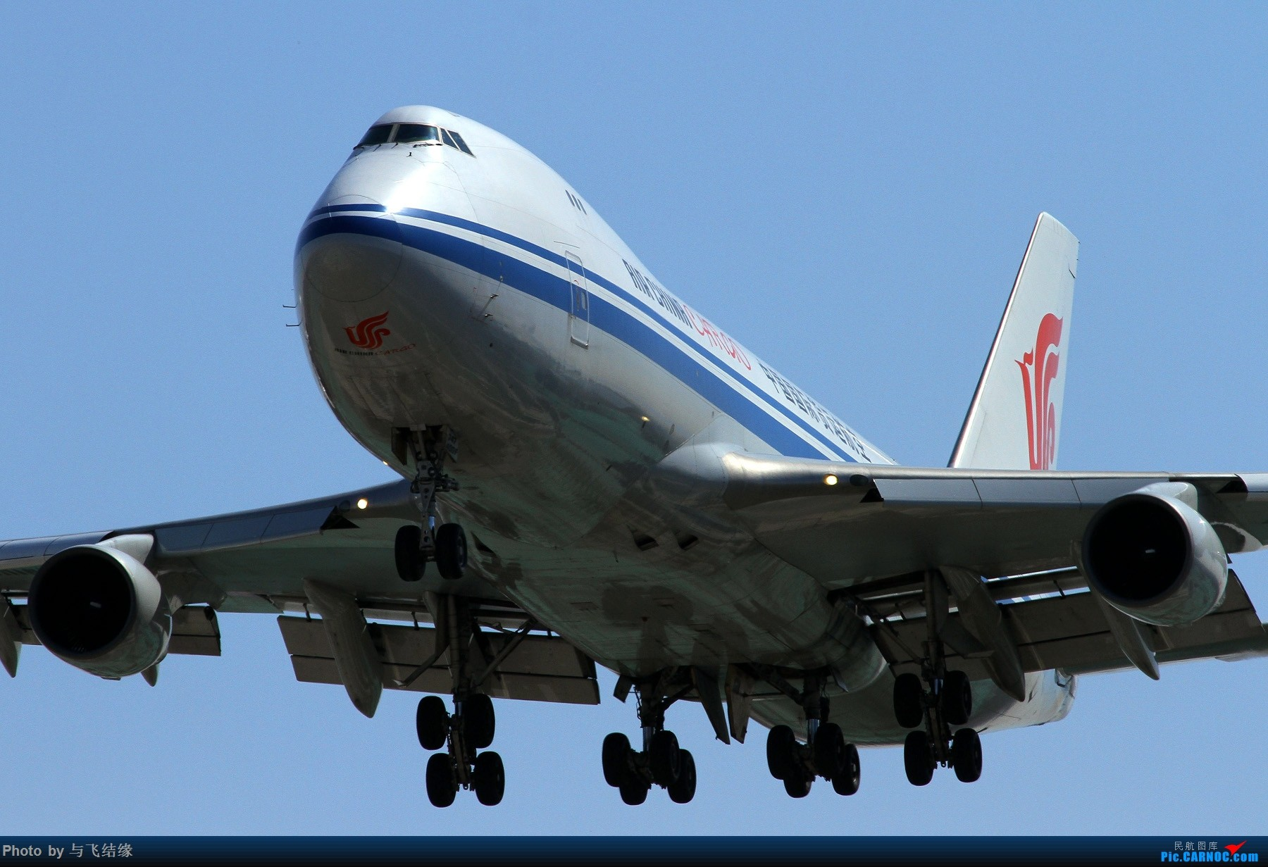 Re:[原创]中外Boeing 747-400几图。 BOEING 747-400F B-2476 中国北京首都国际机场