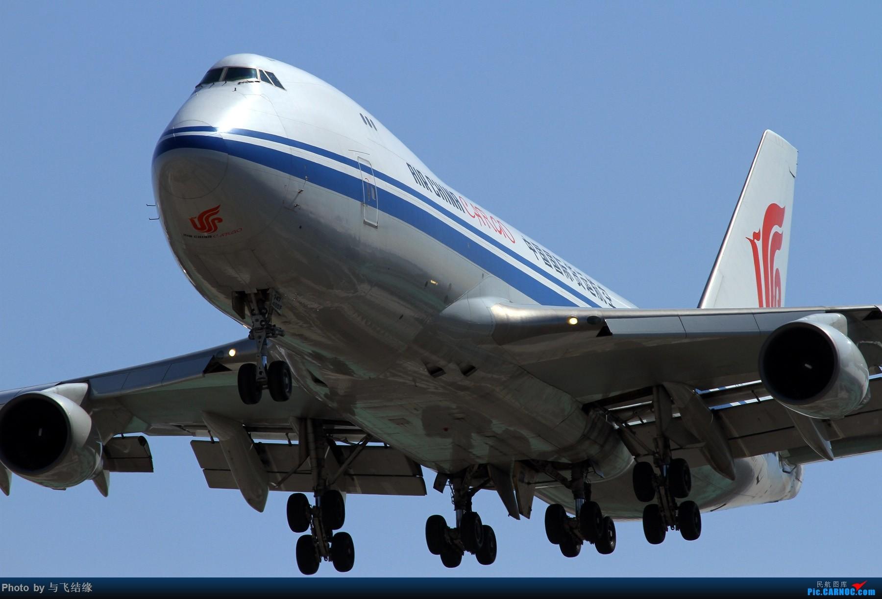 Re:[原创]中外Boeing 747-400几图。 BOEING 747-400 B-2476 中国北京首都国际机场